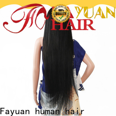 High-quality custom made full lace wigs wave Suppliers for street