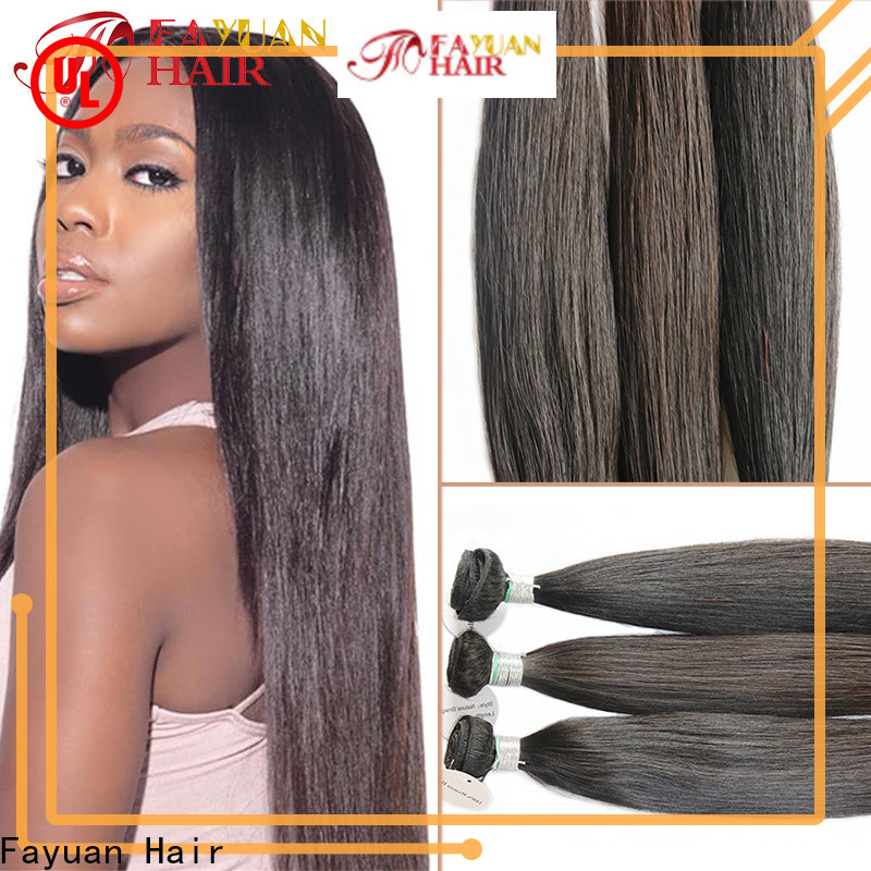 Fayuan Hair Latest lace wig prices manufacturers for men