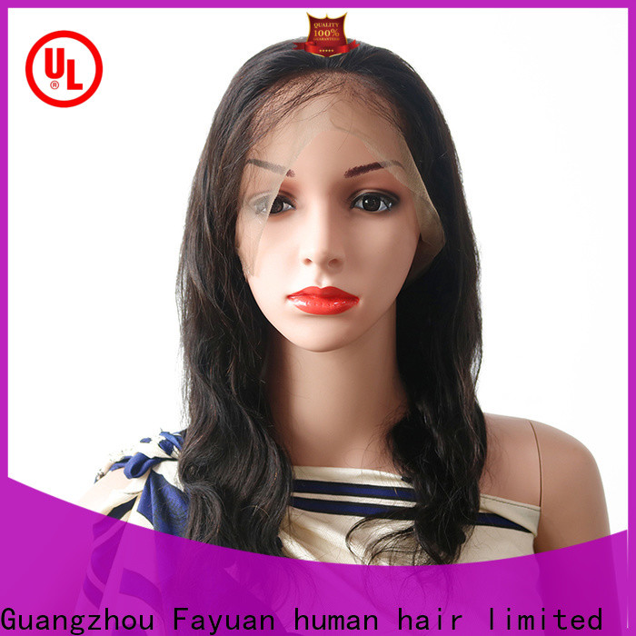 Wholesale curly full lace wigs human hair aligned company for men