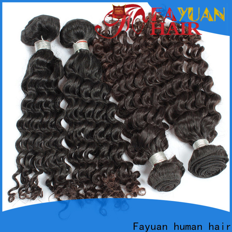 New malaysian wavy hair grade factory for men