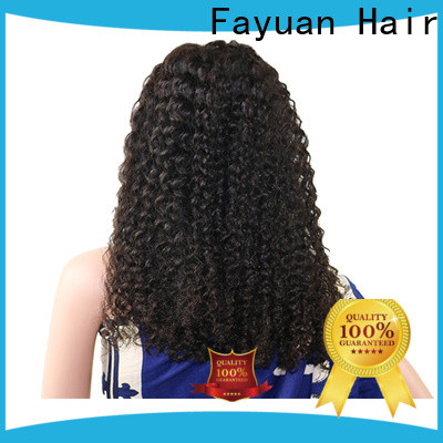 Fayuan Hair High-quality cheap human hair lace front wigs Supply for selling