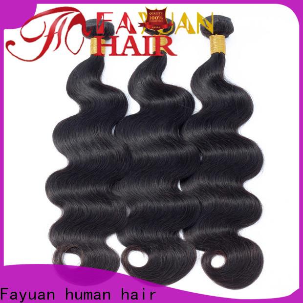 Fayuan Hair High-quality best peruvian hair bundles for business for women