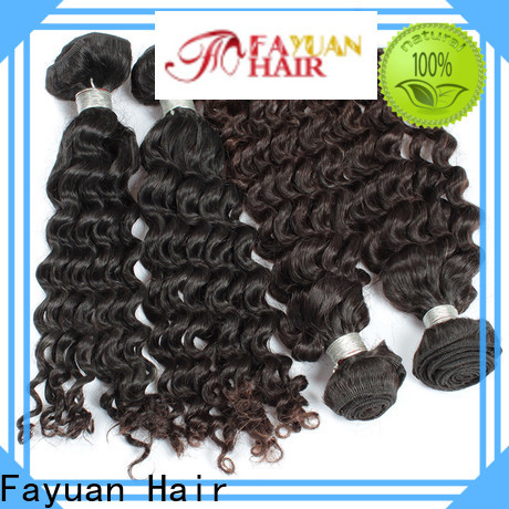 Fayuan Hair Custom where to buy malaysian hair company for selling