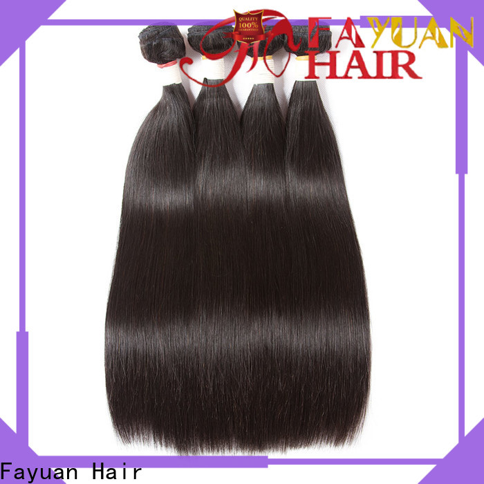 New brazilian human hair extensions grade Supply for barbershop