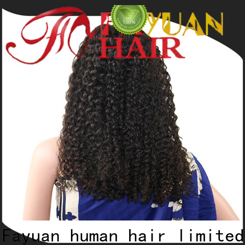 Fayuan Hair Latest lace front wigs for sale Supply for black women