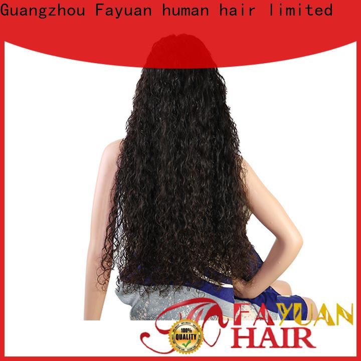 Fayuan Hair High-quality custom made wigs near me Supply for women