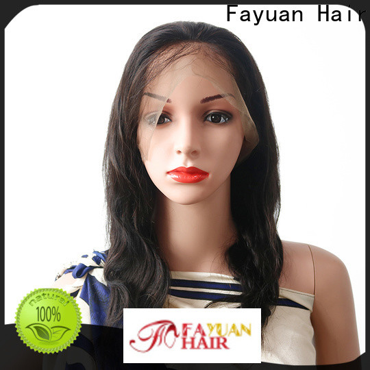 Fayuan Hair Wholesale cheap lace front wigs Supply for women
