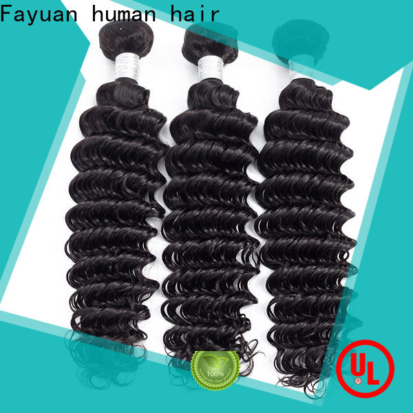 Fayuan Hair Best peruvian curly hair company for men