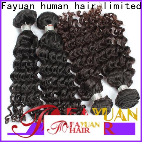 Fayuan Hair High-quality malaysian hair vendors manufacturers for women