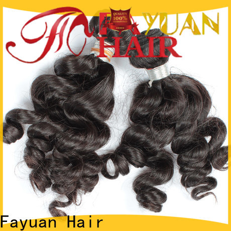 Fayuan Hair virgin indian hair for sale for business for street