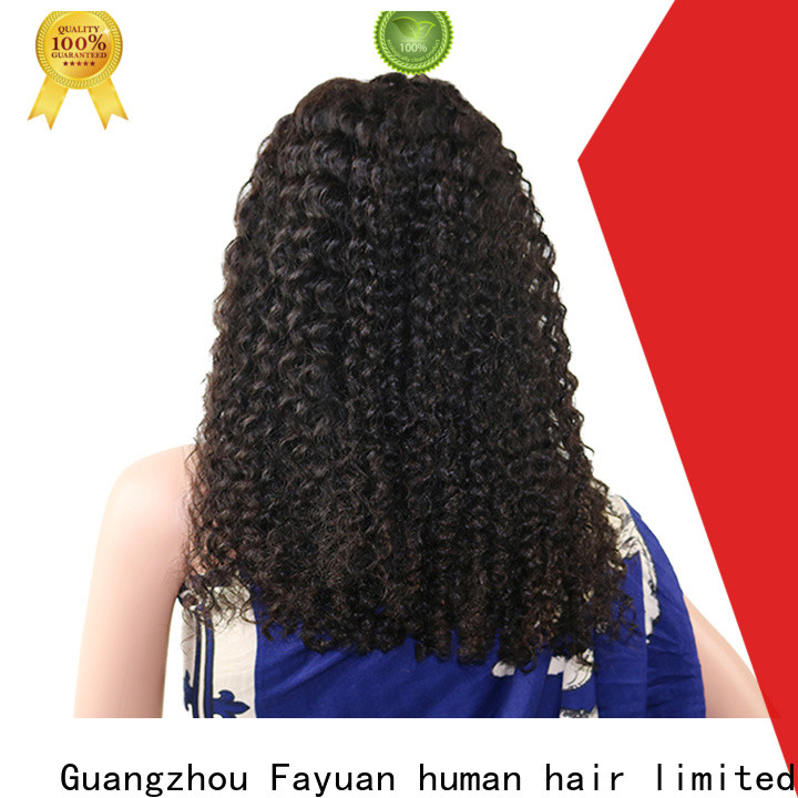 Wholesale discount lace front wigs sales factory for barbershop