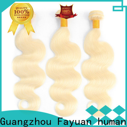 Fayuan Hair Wholesale cheap brazilian hair online for business for street