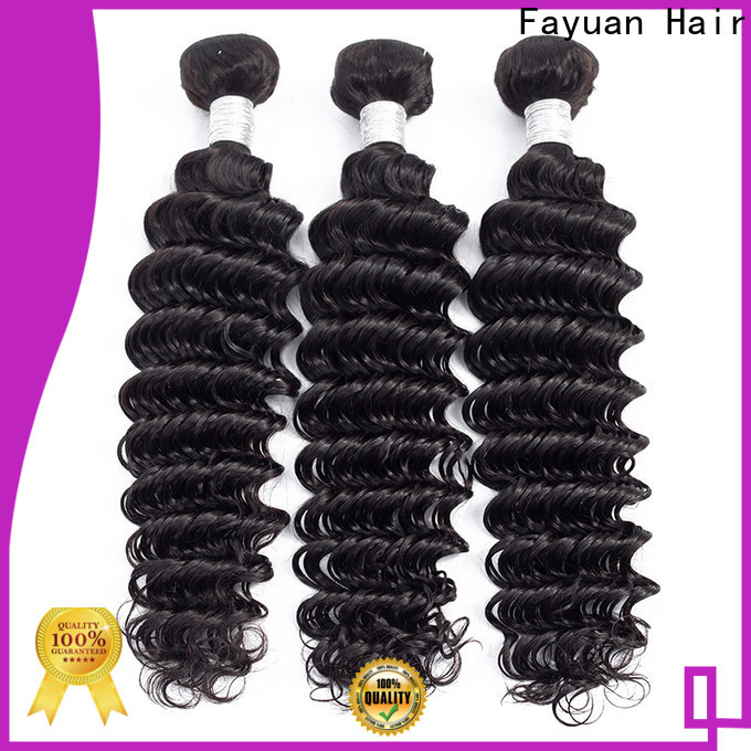 Fayuan Hair Best peruvian curly hair extensions manufacturers for selling