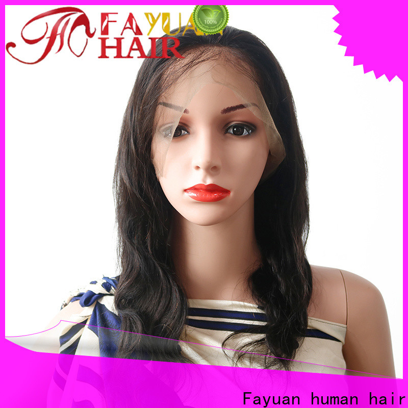 Fayuan Hair aligned lace wigs buy Suppliers for street