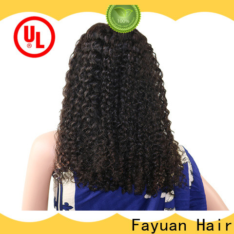 Fayuan Hair Wholesale best place to buy lace front wigs online manufacturers for selling