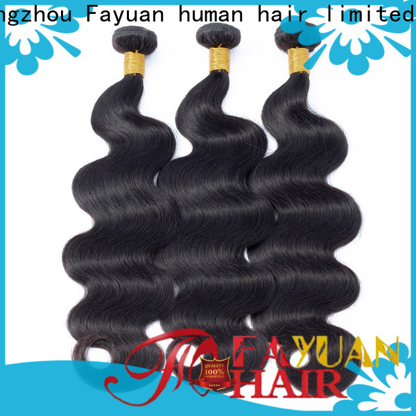 Fayuan Hair High-quality peruvian curly weave for business for men