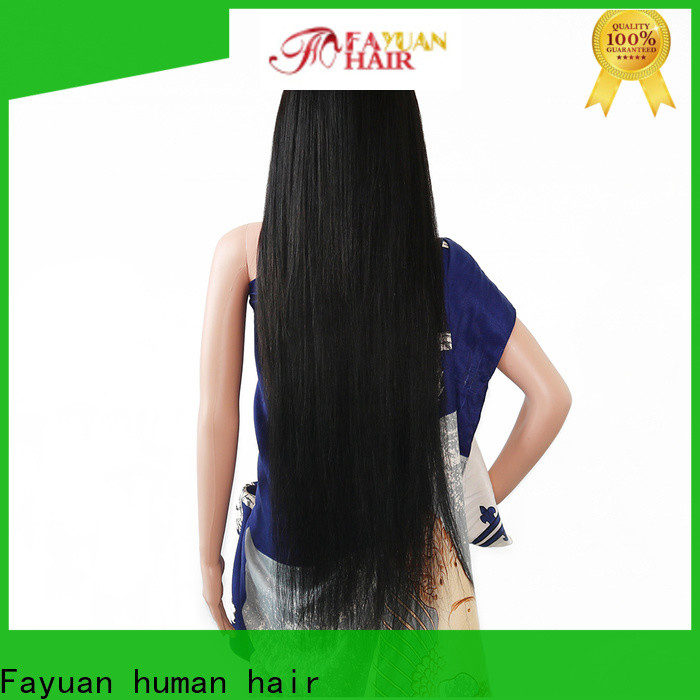 Fayuan Hair New custom lace front company for women