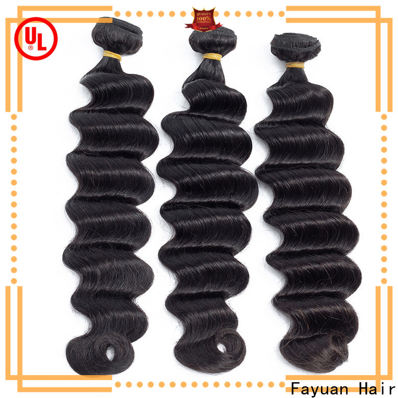High-quality hair extensions suppliers loose manufacturers for barbershop