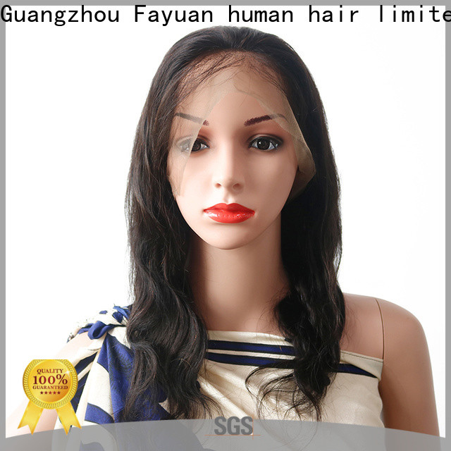 Fayuan Hair Best cheap full lace wigs for business for selling