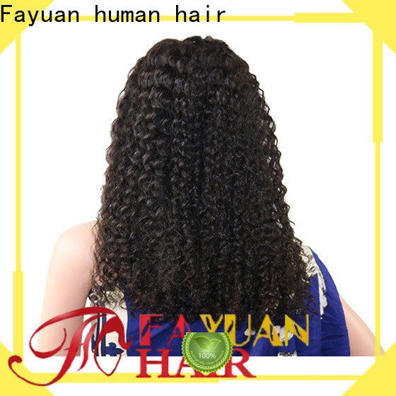 Fayuan Hair Best best quality lace front wigs factory for street