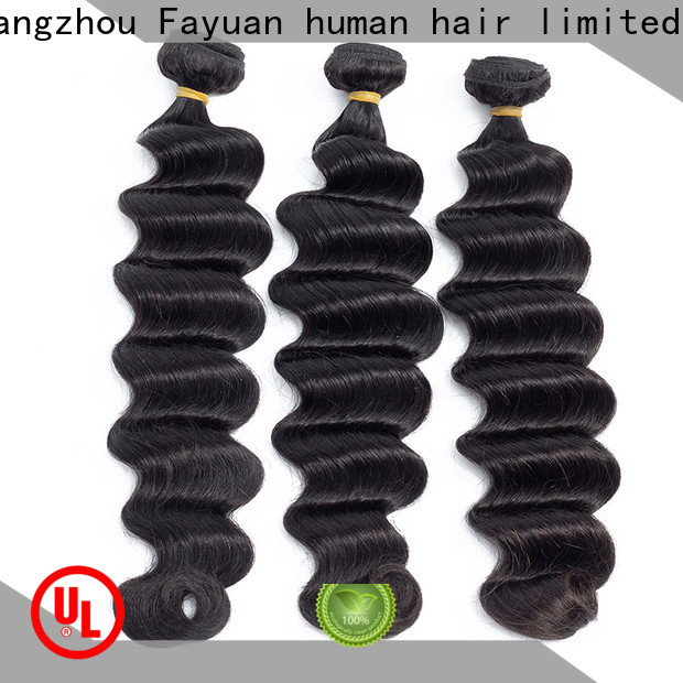 Fayuan Hair wave cheap hair extensions factory for street