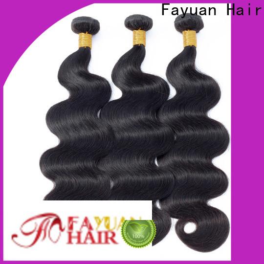 Fayuan Hair Top peruvian curly hair Supply for street