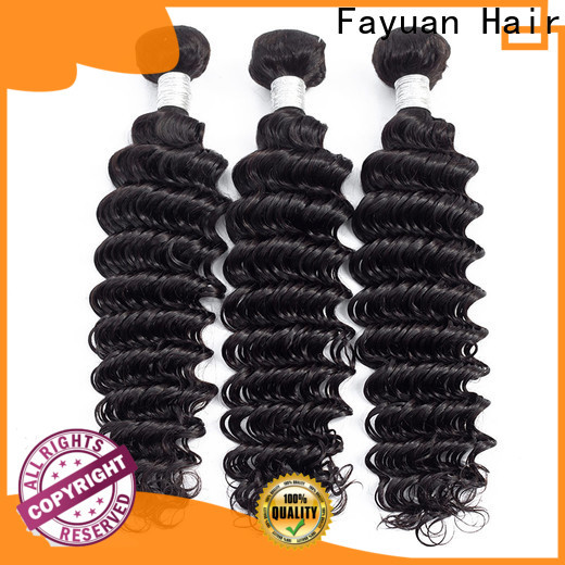 Fayuan Hair Latest peruvian hair wigs for sale for business for barbershop