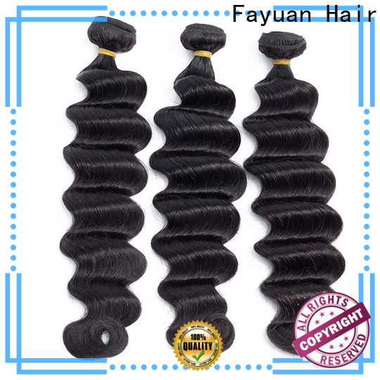 Fayuan Hair High-quality hair suppliers in india manufacturers for street