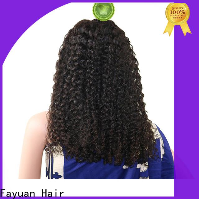 Custom best frontal wigs xmas company for black women