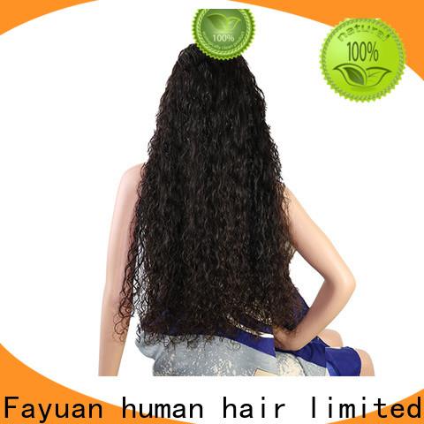 Fayuan Hair Custom custom human wigs for business for selling