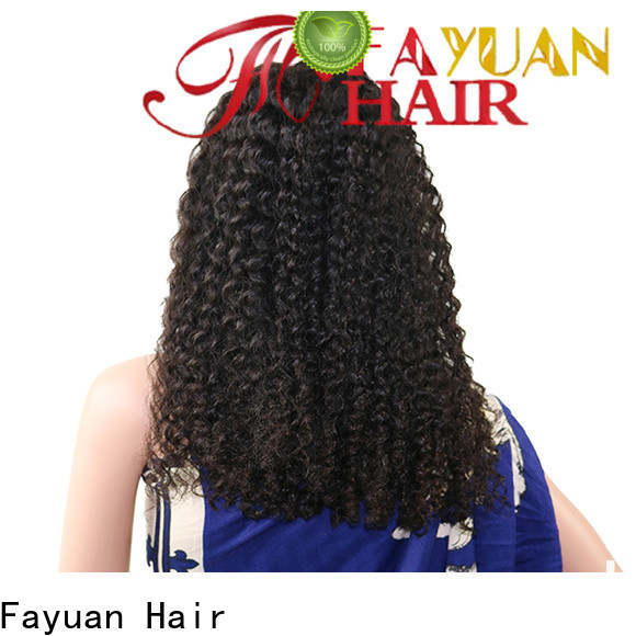 Fayuan Hair grade lace frontal wig for business for street
