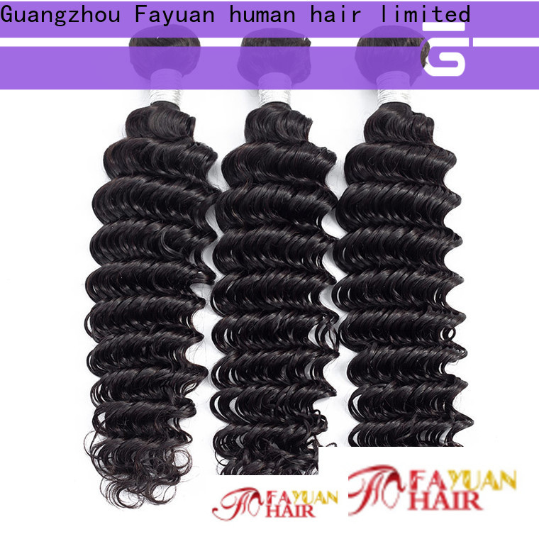 Wholesale peruvian curly human hair wave factory for women