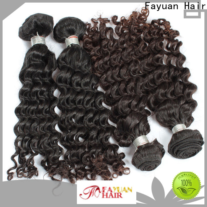 High-quality malaysian curly human hair human Supply for street