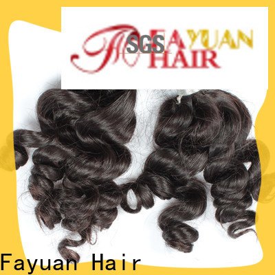Fayuan Hair New indian human hair Supply for barbershop