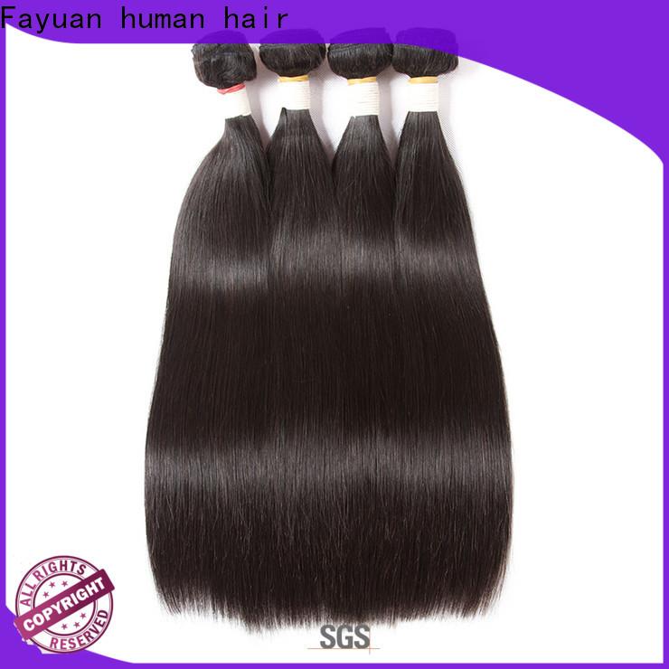 New brazilian hair straight company for women