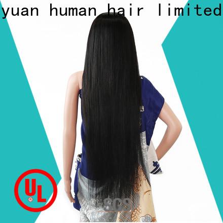 Fayuan Hair wig custom brazilian wigs company for men