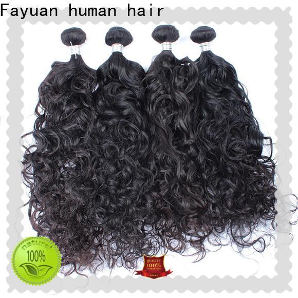 Fayuan Hair New malaysian wavy hair Supply for selling