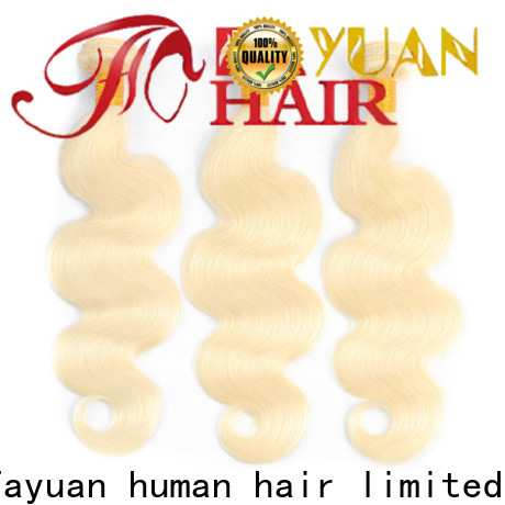 Fayuan Hair Custom cheap brazilian hair extensions Supply for street