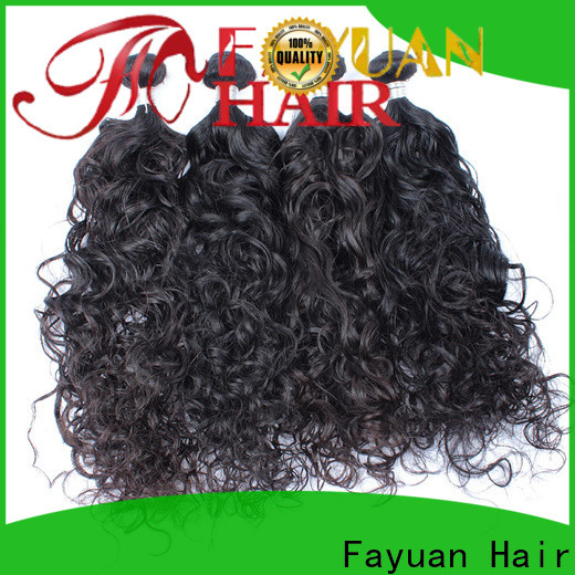 Wholesale curly human hair loose company for women