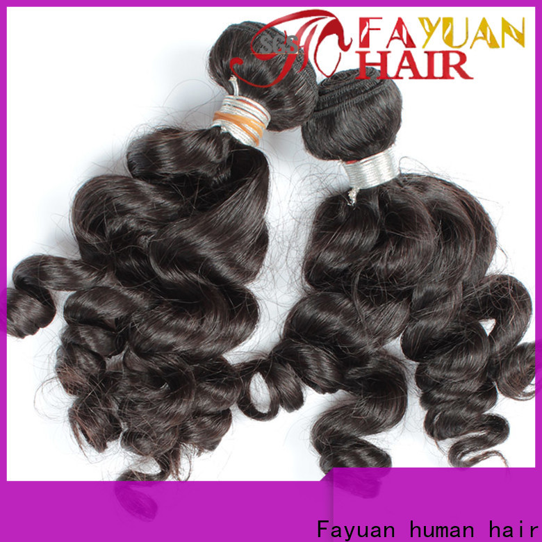 Fayuan Hair loose cheap indian virgin hair manufacturers for selling