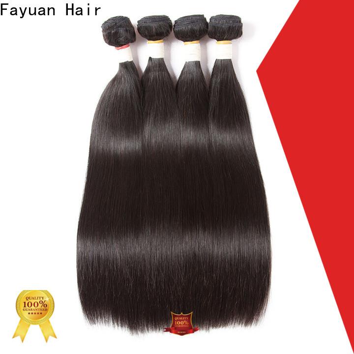 Fayuan Hair New brazilian wavy hair company for barbershop