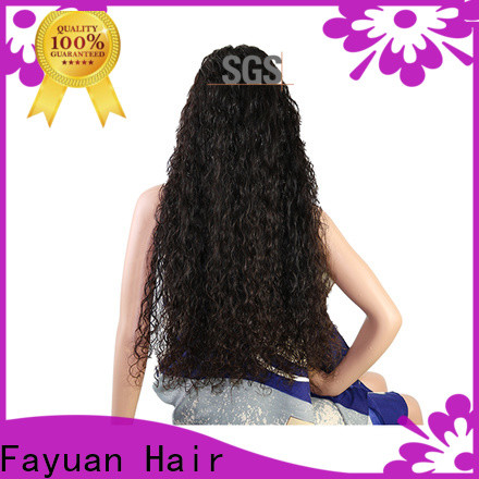 Fayuan Hair Best best custom lace front wigs Suppliers for barbershop