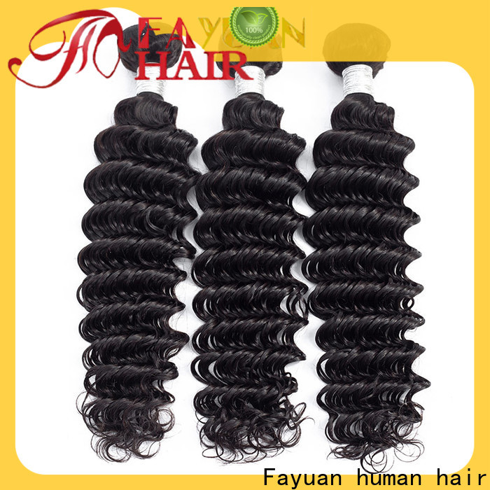 Fayuan Hair Latest peruvian hair extensions wholesalers for business for selling