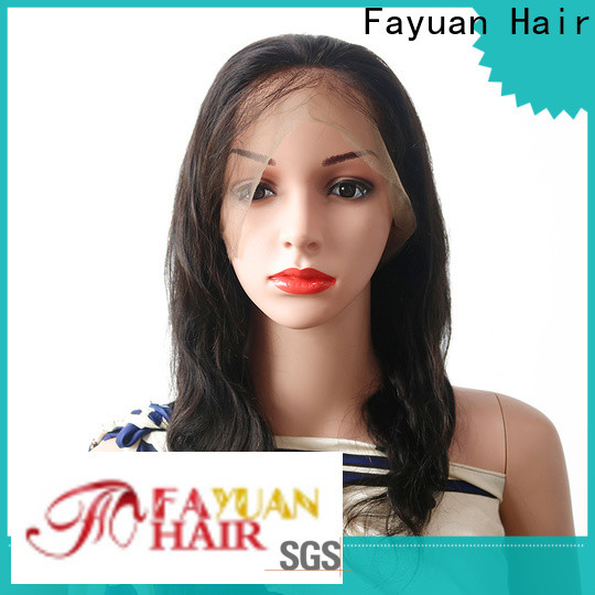 Fayuan Hair wig where can i buy a full lace wig Supply for barbershop