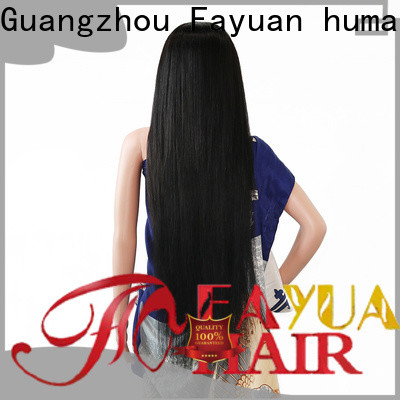 Fayuan Hair deep custom wigs near me manufacturers for selling
