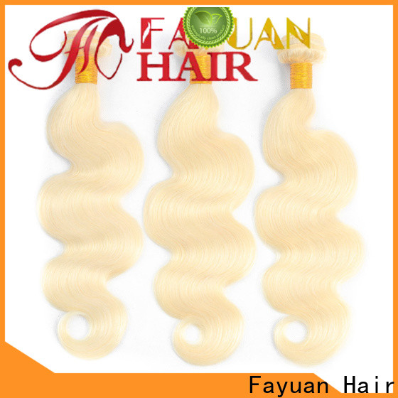 Fayuan Hair straight brazilian human hair for sale factory for men