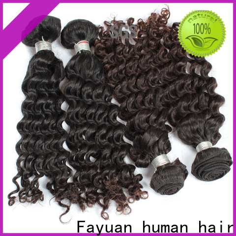 Fayuan Hair Top malaysian curls manufacturers for selling