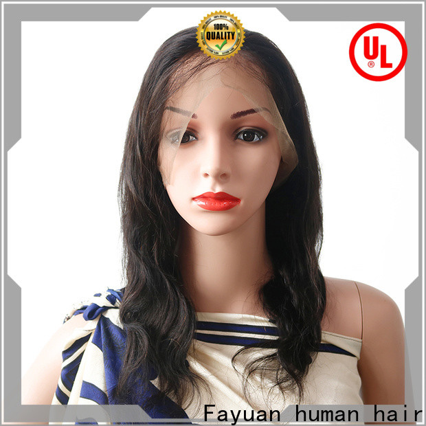 High-quality virgin human hair full lace wigs full Supply for selling