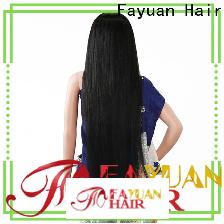 Fayuan Hair Custom best custom wigs for business for women