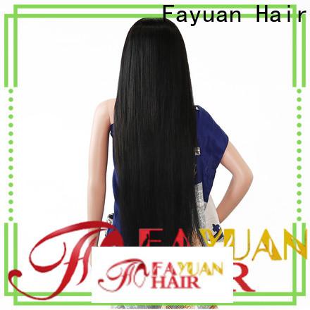 Fayuan Hair Custom best custom wigs for business for women